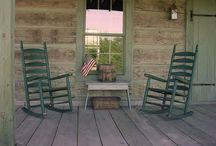 <3 Rocking Chairs <3 / by Clara Sears