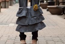 Fashion and Style / by Esme Valderas