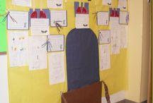 Bulletin - welcome boards / Πολλές όμορφες και πρωτότυπες ιδέες για παρουσιολόγια , αλλά και διάφορους πίνακες που μπορείται να χρησιμοποιήσετε στην τάξη σας! / by Popi-it.gr