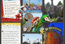 Disney Scrapbooking & Project Life / by Joyce Yager