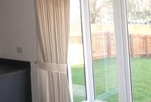 Curtains  / by ¸.•*´)¸.•*Carmen De_Ale•.¸¸.•*´)¸.•*´