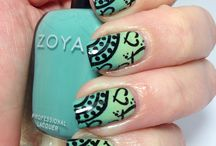 Nail designs / by Dee Teasdale