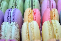 macarons / by audrey k
