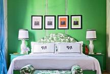 Bedrooms / by Danielle Sigwalt