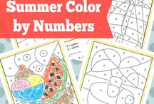 School - Preschool Ideas for Sophie ! / Ideas for my preschooler. / by Michelle Suleman