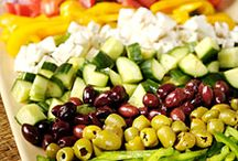 Salads / by Molly Nigro