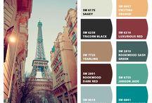 paris Colors / by Iqra Masroor