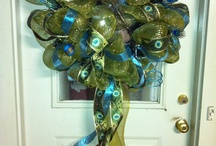 Wreaths / by Peggy Causey
