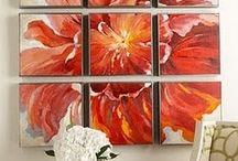 Art~flowers / by Emma Tuzzio