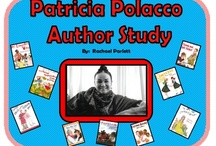 Patricia polacco / by Kelle Rowan