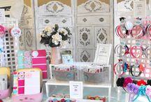 Booth ideas / by Julie Braly