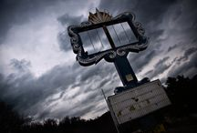 abandoned theme parks  / by Beth B