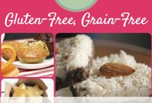 Gluten Free / by Erin Ledbetter @ Chronic Christian Crafter