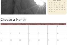 Calendars / by SmartDraw