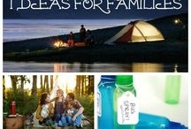 Camping/Outdoor fun / by Shalena Hansen