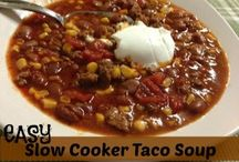 Slow Cooker / by ABCs and Garden Peas