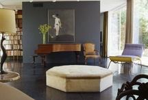 Occasional Tables & Ottomans / by Ore Studios