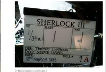 Sherlock / by PopWrapped