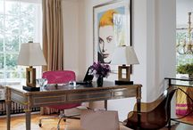ELLE DECOR (MY FIRST LOVE) / Elle decor.  Dramatic rooms. Amazing rooms / design inspiration / beautiful rooms  / by South Shore Decorating