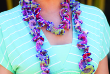 Jewelry with Fiber / by Lynn Epton-Siler