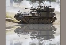 Tanks / by Wendell Hawkins