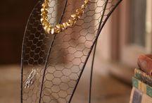 Jewelry: Display Ideas / by Jill Duncan-Jack