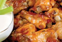 Appetizers: Chicken Wings / by Sarah McMahon