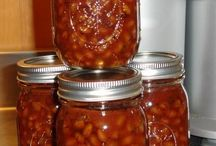 Food Canned & preserved / by Geneva Bringardner-Deville