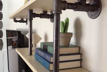Shelves / by Donna Cato-Kinnison