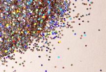 Glittery  / by Melissa Perryman