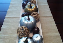 holiday decor / by Karen Haberstich Meadows