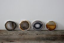 agates / by Mary-Alice Ebers