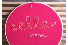stitched {ideas} / by Leslie Conner
