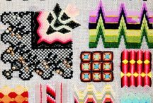 Embroidery / by Tania Patritti aka NINON