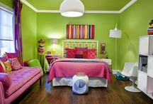 teen rooms / by Cathy Latta