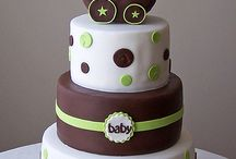 Cute cakes / by Sherry Agnew
