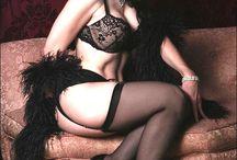 Erotic Beauties / Blondes, Redheads, Brunettes, Goth girls, Emo girls, punk rock girls, / by Jody Thompson