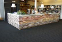 Library Ideas / by Miss Pippi