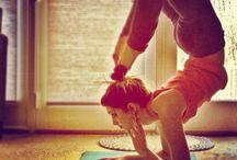 yoga yo' / It's all about yoga, yo!  / by Kenna Leigh