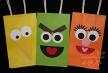 Sesame Street / by Carrie Cameron