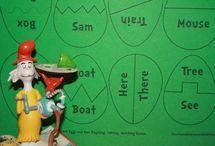 Rhyming Activities / by Nancy Johnston