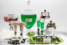 Christmas Dessert Bar / Create a festive dessert bar with these small touches and downloadable serving labels. / by Z Gallerie