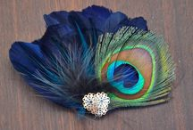 Fantastic Peacock Weddingness / I gave in and made one... and I am not ashamed... well maybe a little ashamed. YOLO / by Anne Ateca