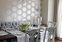 Dining Rooms / by Melissa @ Living Beautifully