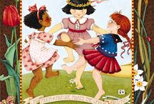 Love Mary Engelbreit / by Frances Halpin