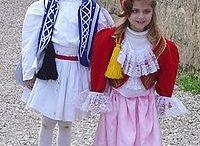 Greek dance costumes / by Arie Diamantopulos