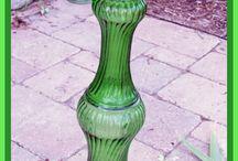 Garden Glass Art / by Andrea Galvan