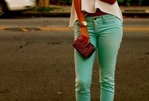 style/fashion / by Lindsay Lane