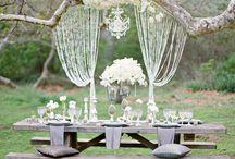 Party Down-al fresco / outdoor entertaining ideas and tablescapes / by Portia Kolpin