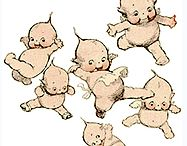 Kewpie and Campbell and Gerber / by Terry Ivan